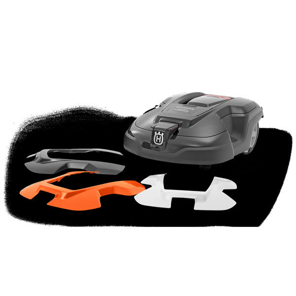 Husqvarna Wechselcover orange
